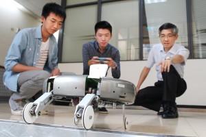 會跨門檻的機器人 打掃更智慧