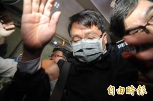 涉行賄典獄長 胡曉菁、趙崇智聲押禁見