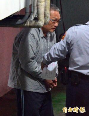 獄中行賄遭提訊 王令麟將無法假釋