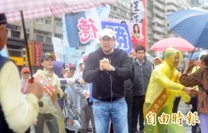 連戰失控罵柯渾蛋 連勝文:他想到陳水扁