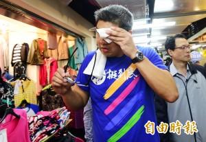 網友連署問「中國施壓」連勝文不回應