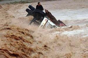 摩洛哥暴雨成災 32死6失蹤 災情慘重