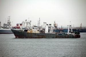 南韓漁船沉沒52失蹤 事發海域水溫零下10度