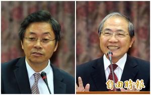 蔡春鴻、張善政剛上任 外界評估將留任
