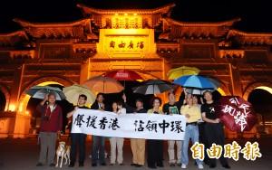 香港對各國好感度大調查 最愛台灣人民