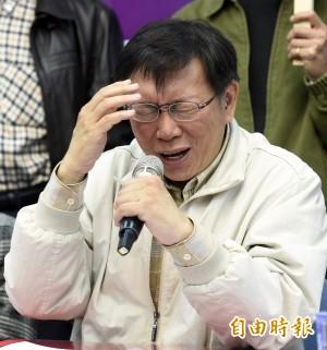 柯P快人快語談市政 翟本喬:別擔心他說錯話