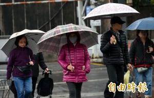 降雨集中北台灣 無助南台灣水庫進帳