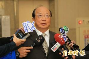 林佳龍拜碼頭 勸胡志強參選國民黨主席