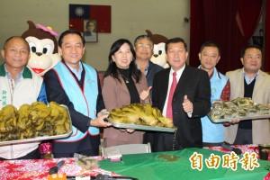 鹹菜甕嘉年華做公益 為學子午餐加菜