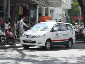 越南政府開發APP 與UBER比拼