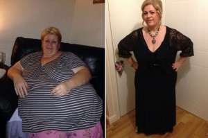 171公斤胖媽坐斷椅子 決心減肥甩肉56公斤
