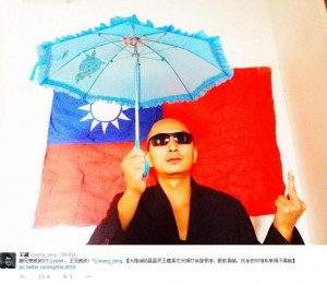 聲援香港佔中 中國被捕人士迄今未獲釋