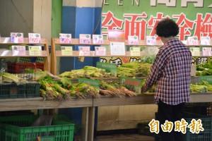 農產品殘留農藥監測 豆菜、核果類較高