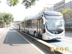 體檢中市BRT 交通局長點出五大缺失