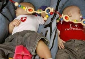 小三產雙胞竟同母異父 土豪爸只願養自己的種