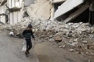 內戰最慘烈一年 敘利亞衝突7.6萬人死亡