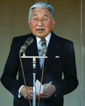 明仁天皇籲日本反省二戰責任