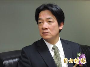 支持賴清德不進議會 蘇貞昌:請全國人民聲援他!
