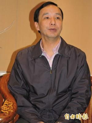 賴清德點名轟「黑金」 朱立倫酸:台灣不缺抹黑