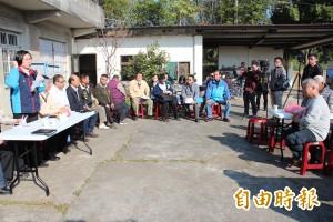 優先接自來水 立委徐欣瑩找客委會幫忙搶「門票」