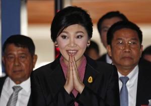 泰國彈劾聽證會 美女前總理恐遭彈劾