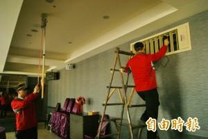 台東消防局安檢公共場所 4業者挨罰