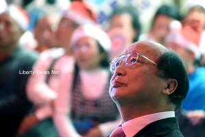 胡志強將赴旺中任職 綠委稱:得不到馬英九關愛