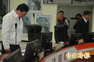鄭文燦:編列8000萬消防員勤務津貼 1月起實施