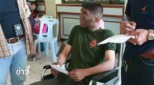 軍訓課爆炸意外 泰18名學生受傷