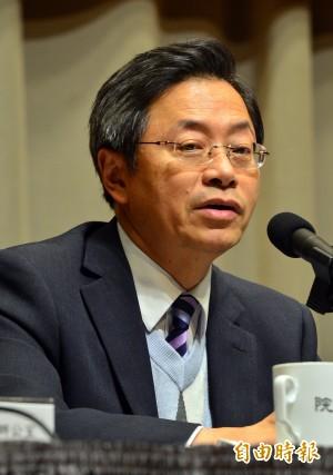 張善政:中國將台灣當成網攻的試驗場