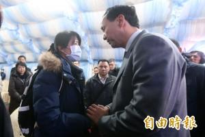 劉自忠家屬招魂 盼外界記得他是英雄