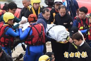 復航40名罹難者遺體 皆複驗完畢