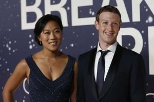 臉書執行長捐台幣23.6億給醫院