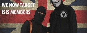 絕不饒恕ISIS 駭客「匿名者」發表獵殺宣言