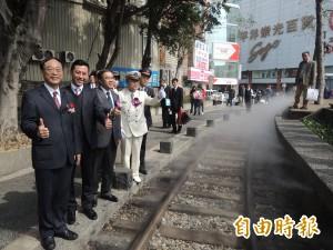 台鐵百年新竹站與東京車站締姐妹站