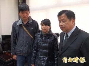 空難溫情 罹難中國客女兒感謝新北消防局