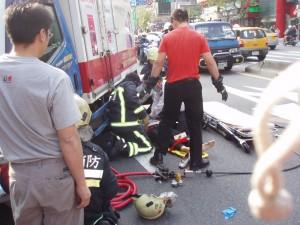 小貨車撞上 婦人傷重送醫不治