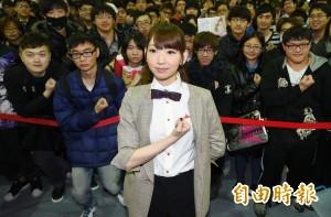 台北國際動漫節壓軸 聲優細谷佳正狂吸女粉人氣
