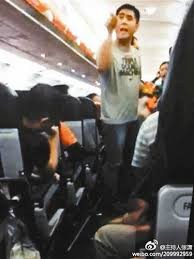 丟臉!中國乘客再鬧事 嗆「不起飛就炸飛機」