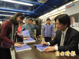 賴神新書榮登暢銷榜第一 初五回萬里老家辦簽書會