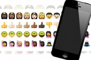 反歧視!iPhone新表情符號 可選膚色及同志家庭