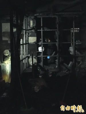 三重惡火奪4命 廚房對外窗封死致救火反受困