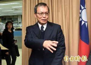 中國M503航線 陳其邁:從輸到脱褲,到剩下一條内褲!