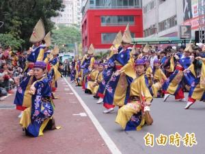 台灣燈會今晚開燈 國內外團隊踩街熱身