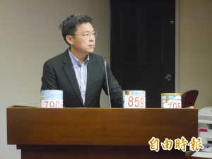 趙天麟推新官網 邀婉君一起當召委