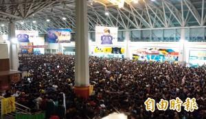 台灣燈會爆人潮   今啟動新運輸計畫