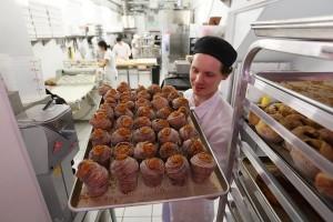 海棉寶寶真實版 可頌馬芬太特別 食譜遭竊