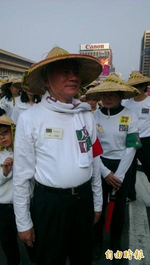 林義雄:要廢除核電 人民還要繼續奮鬥