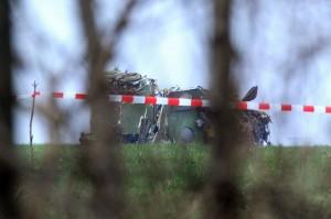 塞爾維亞直升機求援嬰兒 失事墜毀7人全罹難