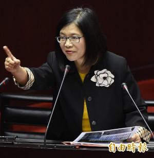中國試飛M503  管碧玲:政府騙很大